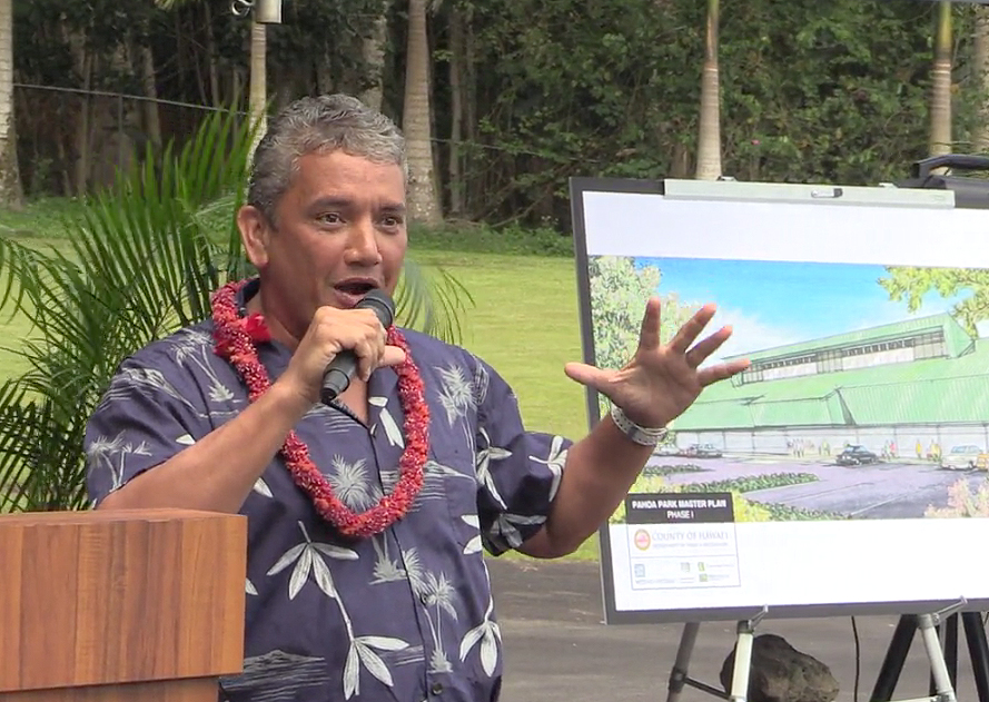 VIDEO: $22.3 Million Pahoa District Park Breaks Ground