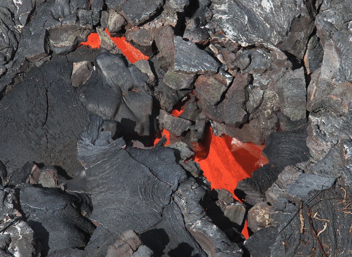 "Latest Hawaii Lava Flow A ""Potential Concern"""