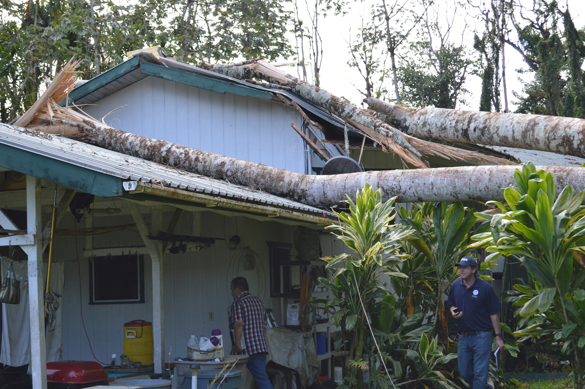 Hawaii Disaster Request Denied by FEMA