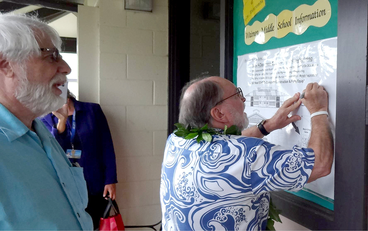 $9.89 M Released For Waimea Middle School STEM Building