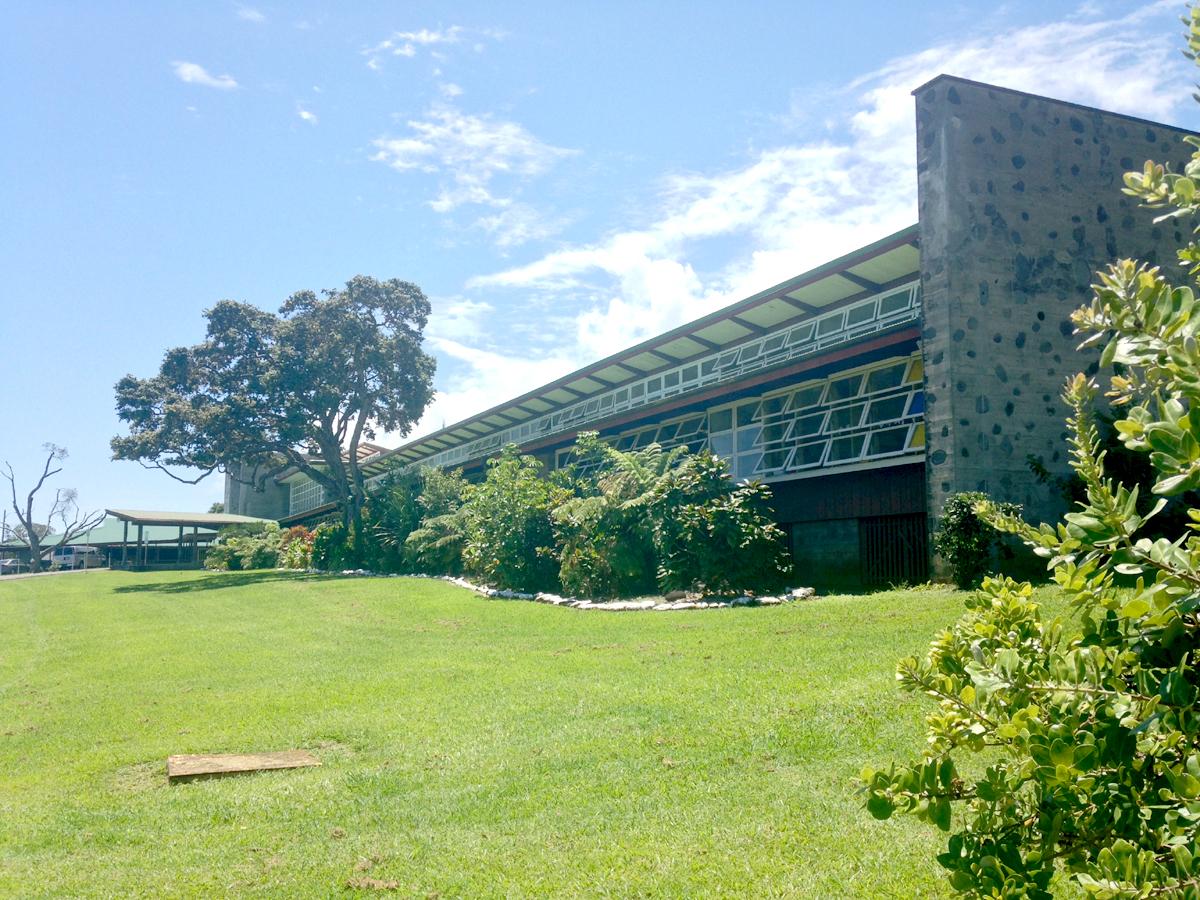 Laupahoehoe School Burglarized During Storm Emergency
