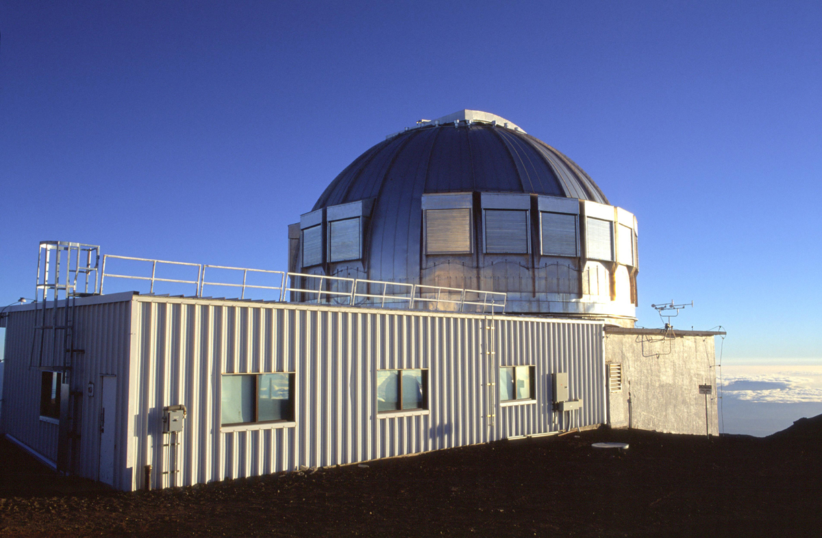 UH Assumes Ownership of UKIRT Observatory on Mauna Kea