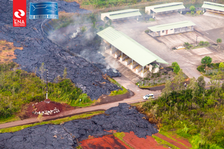 Transfer Stations Big Island Hawaii