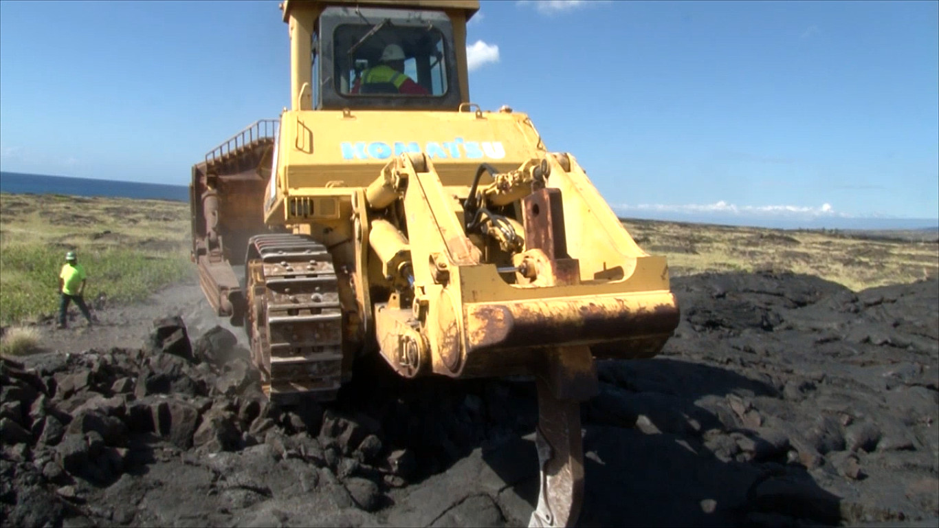 VIDEO: Chain of Craters Road Reborn