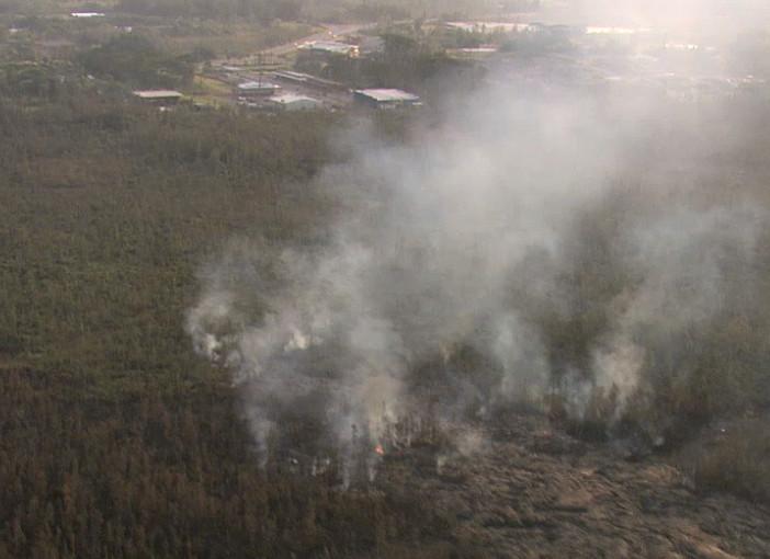 VIDEO: Morning Lava Update – Saturday, Jan. 17