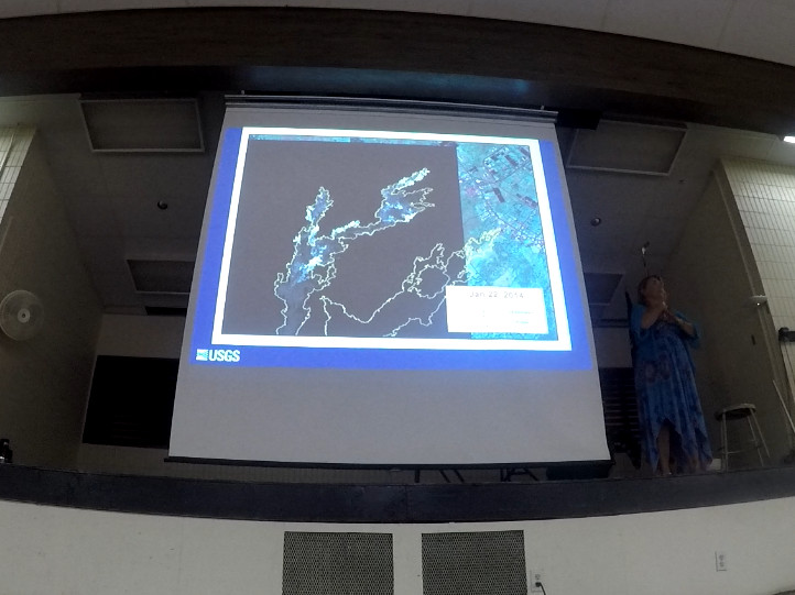 VIDEO: Lava Meeting Presentation On Latest Activity By USGS HVO