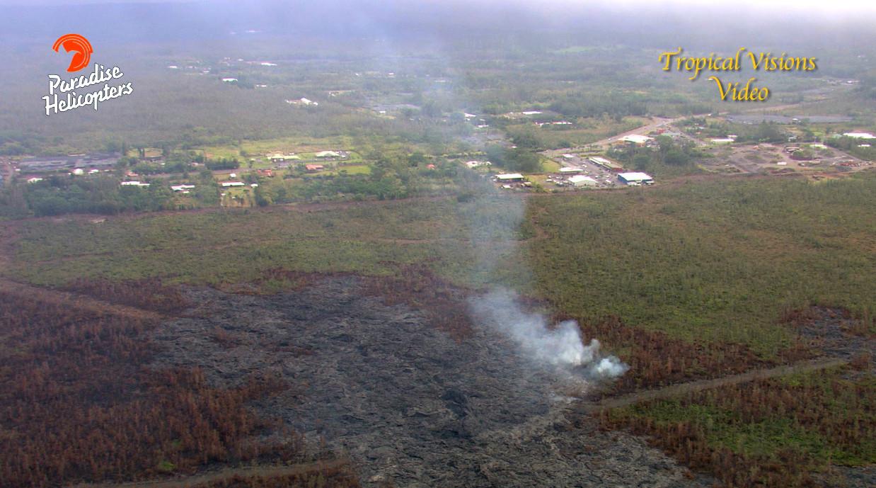 VIDEO: Lava Update – Monday, Feb. 9