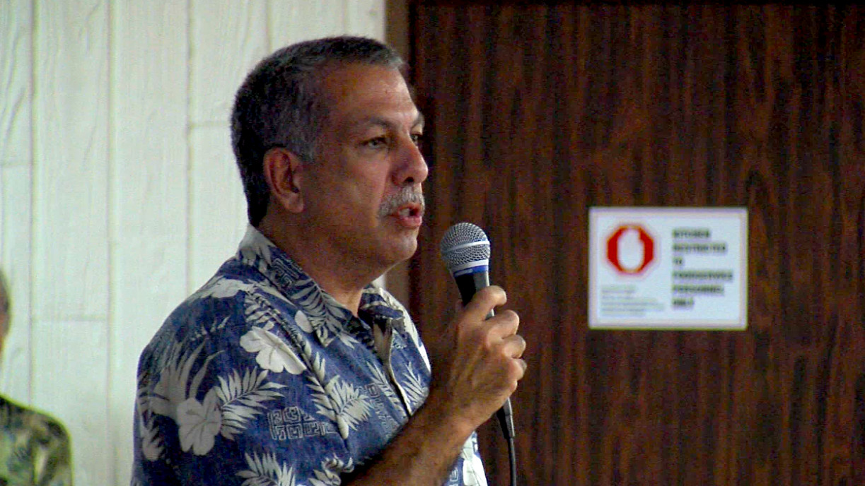Thursday Lava Meetings in Pahoa Suspended