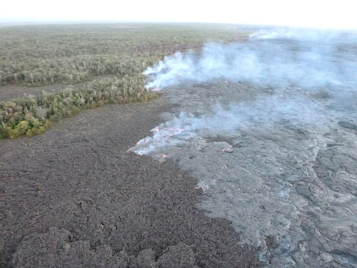 VIDEO: Lava Update – Thursday, Feb. 12