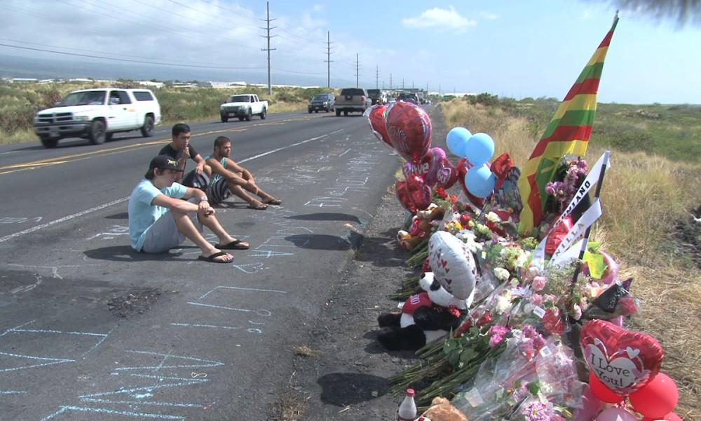 Kona Big Island Crash