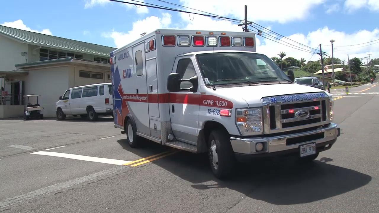 VIDEO: Puna, Makalei Need An Ambulance