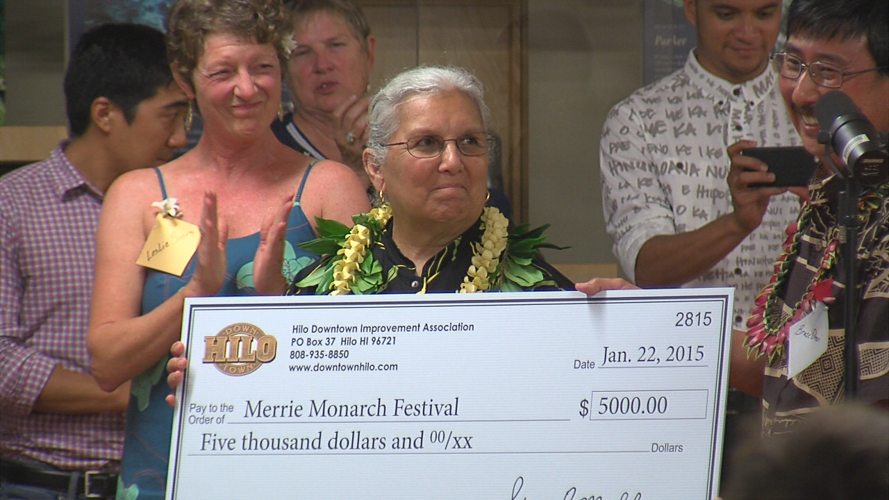 VIDEO: Old Hilo Town Deploys New Look