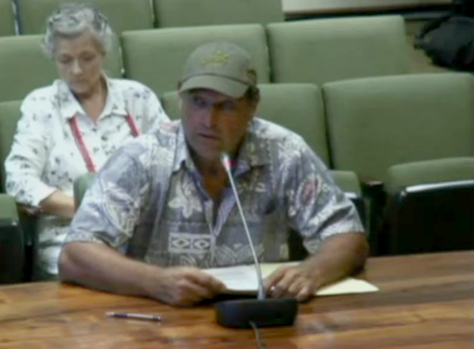 VIDEO: Puna Pono Alliance Opposes Geothermal Mediation Measure