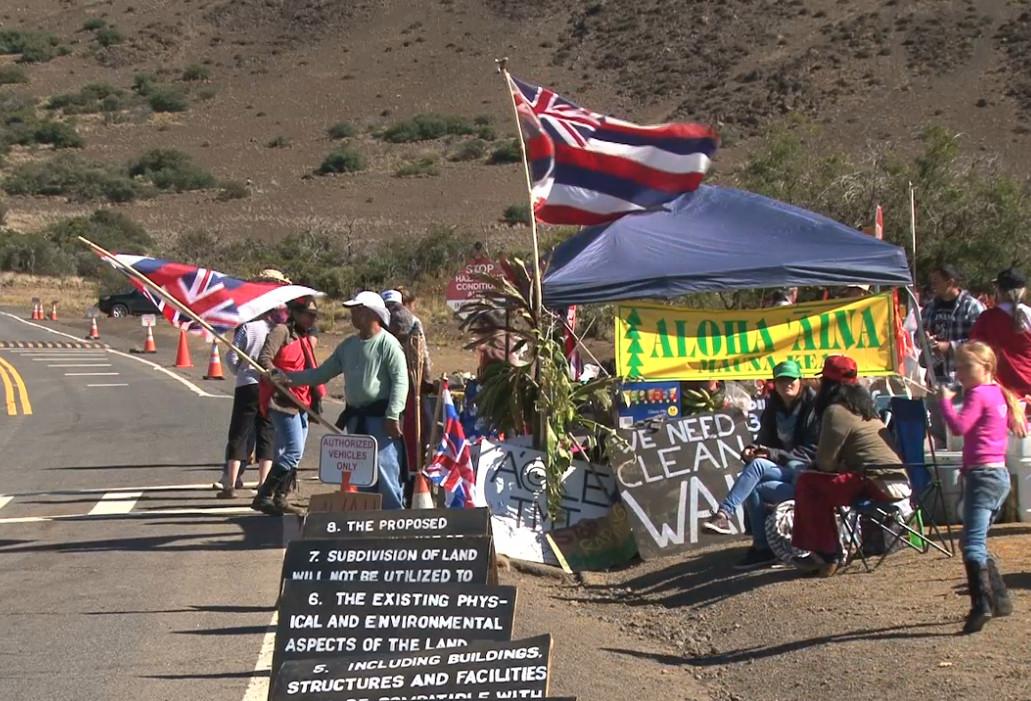 Mauna Kea Blockade Intensifies, Arrests Expected
