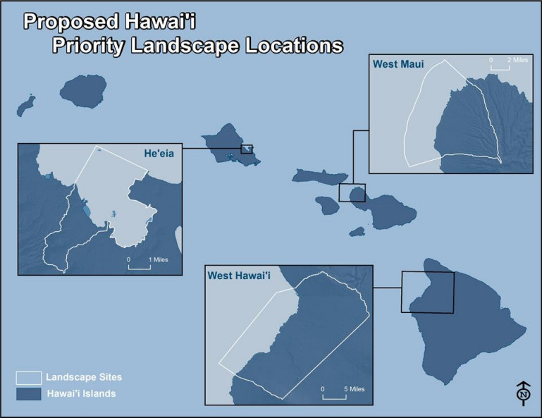 West Hawaii Part Of New Federal Resilient Lands and Waters Initiative