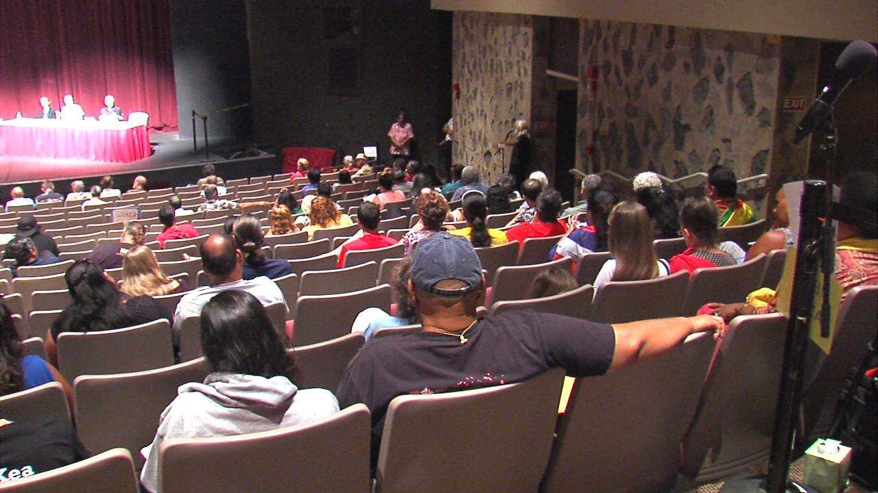 VIDEO: UH Regents Hear More Testimony On Mauna Kea