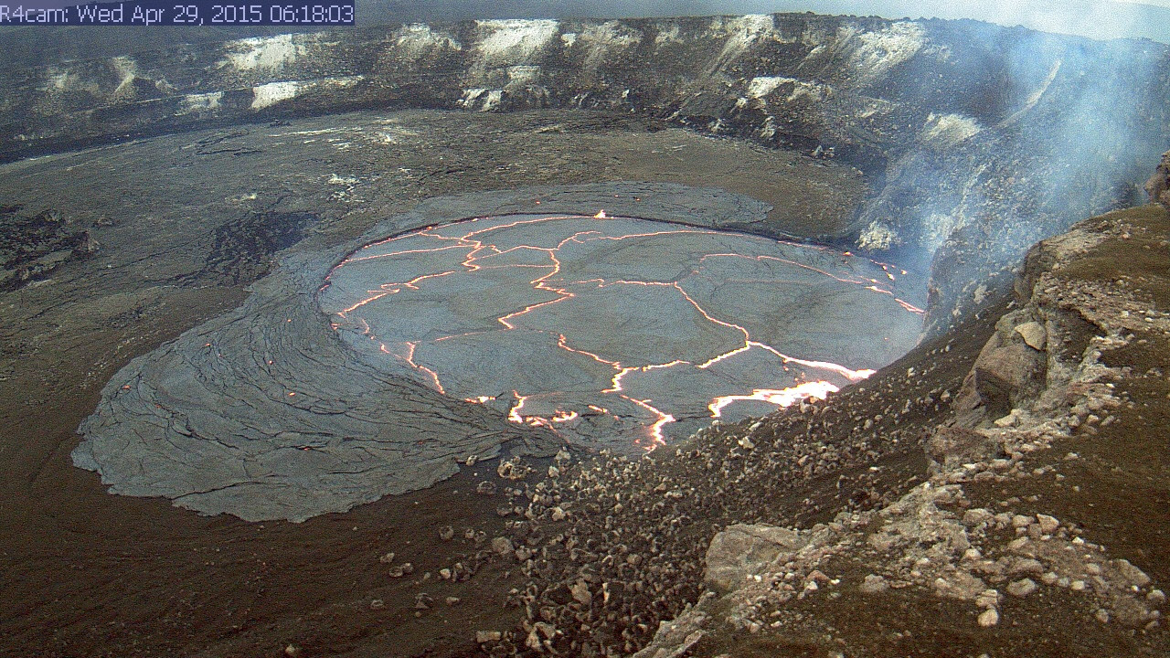 Volcano Scientists Issue Special Statement On Lava Lake Overflow