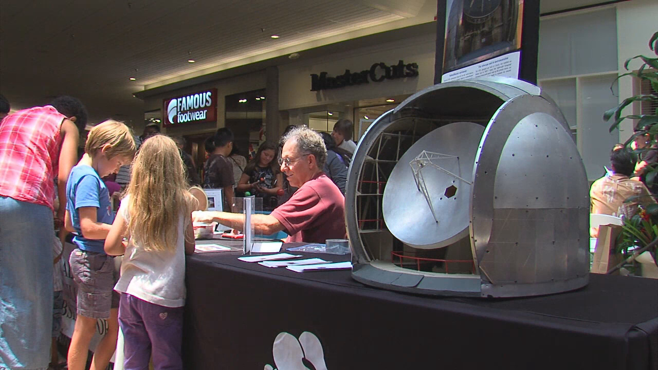 VIDEO: Astro Day Held in Hilo