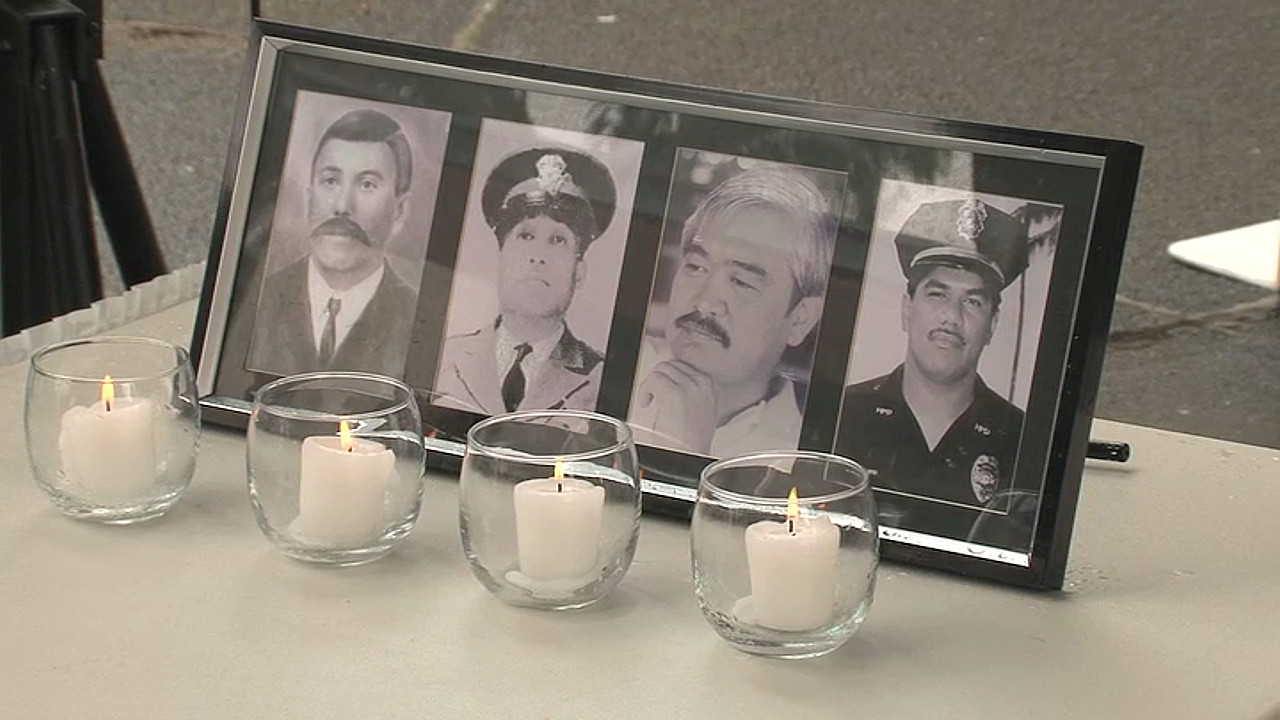 VIDEO: Police Week In Hawaii County, Memorial Planned