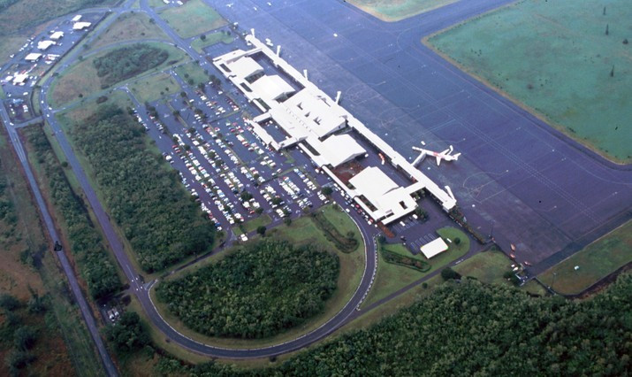 Aircraft Traffic Over Hilo, Keaukaha To Increase With Runway Closure
