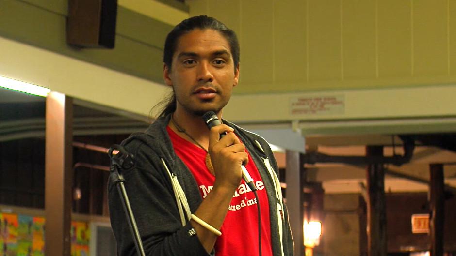 VIDEO: Lanakila Mangauil on Culture – TMT & Maunakea: Common Ground