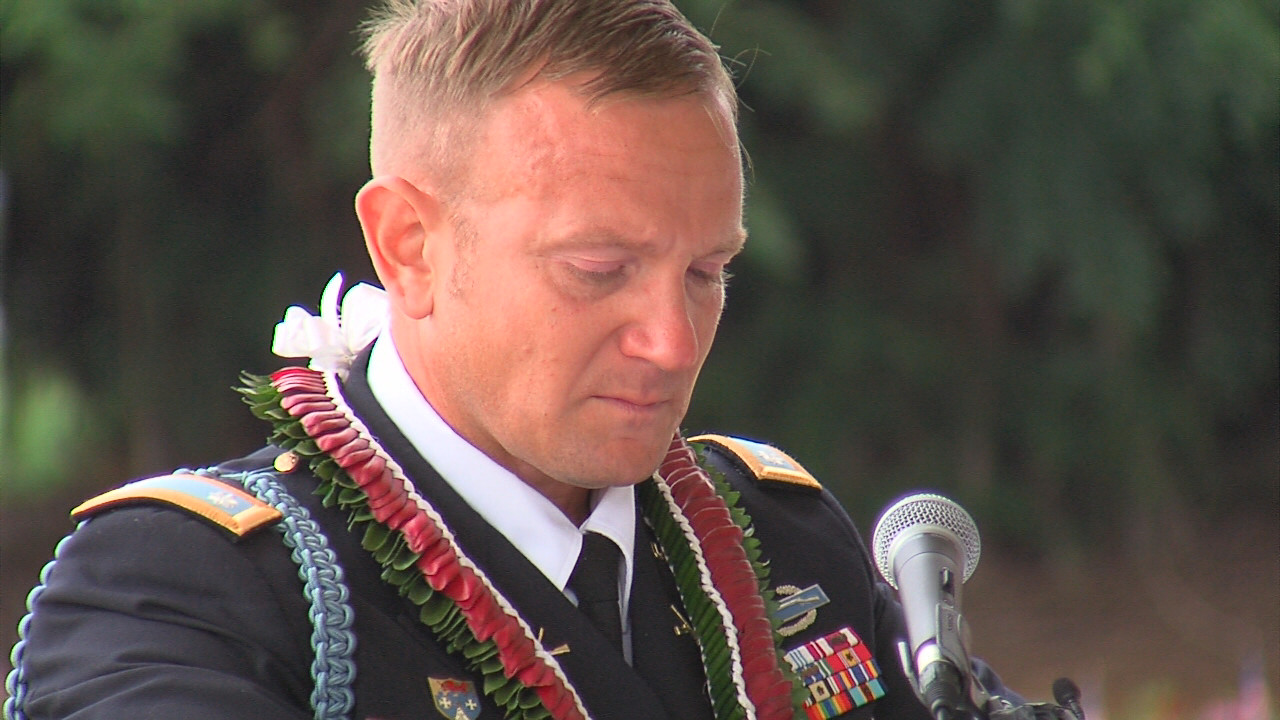 VIDEO: Emotional Memorial Day Speech by PTA Commander Peterson