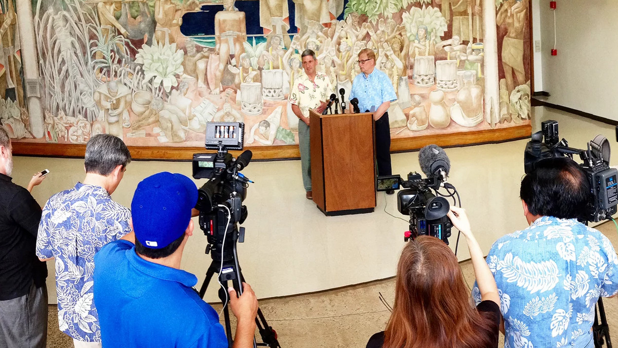 University of Hawaii Responds To Governor's Mauna Kea Requests
