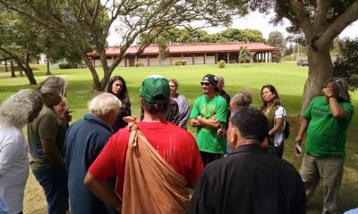 VIDEO: Ho'oponopono Considered For Mauna Kea Arrestees