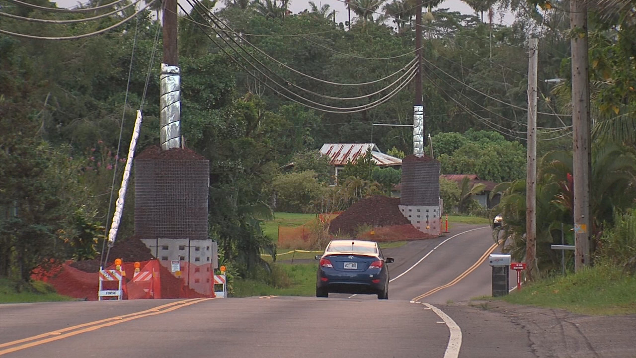 VIDEO: Pahoa, One Year After June 27th Lava Flow