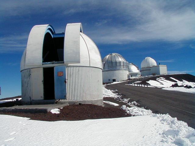UH Hilo To Decommission Hoku Kea Telescope