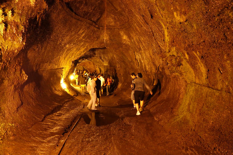 Thurston Lava Tube Exit Trail Closes Monday