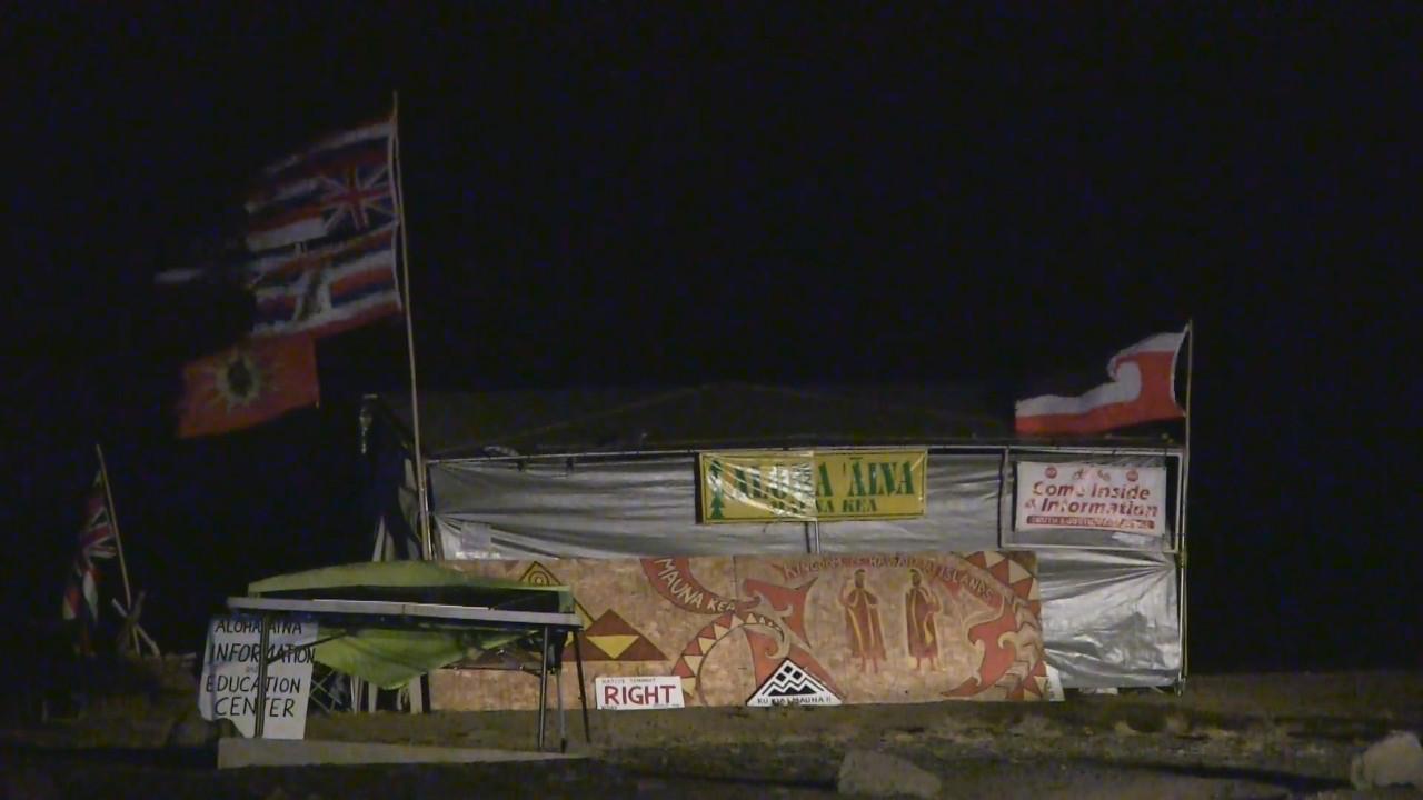 VIDEO: July 31st Raid On Hale Kukia'imauna (Part One)