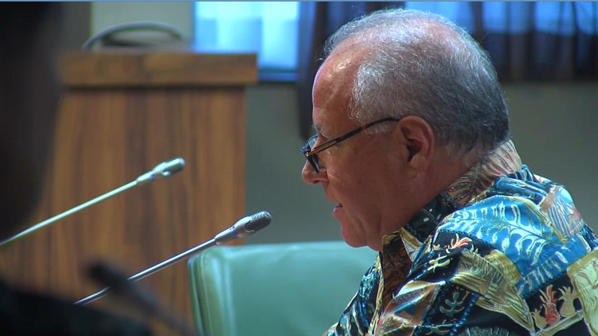 "VIDEO: Sen. Ruderman on ""Roundup Ban"" Bill 71"