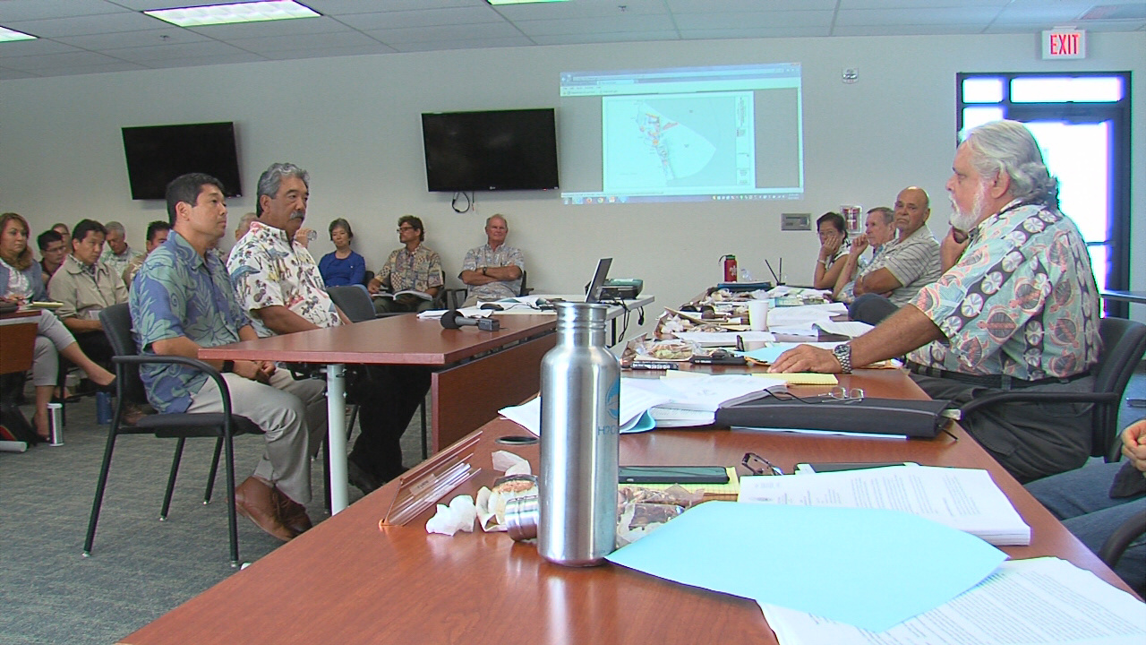 VIDEO: Water Commission Meets In Kona