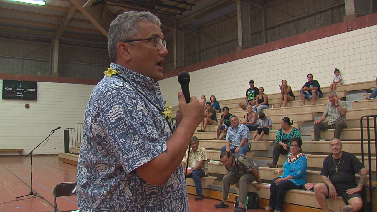 VIDEO: Waipio Valley Access Road Community Meeting