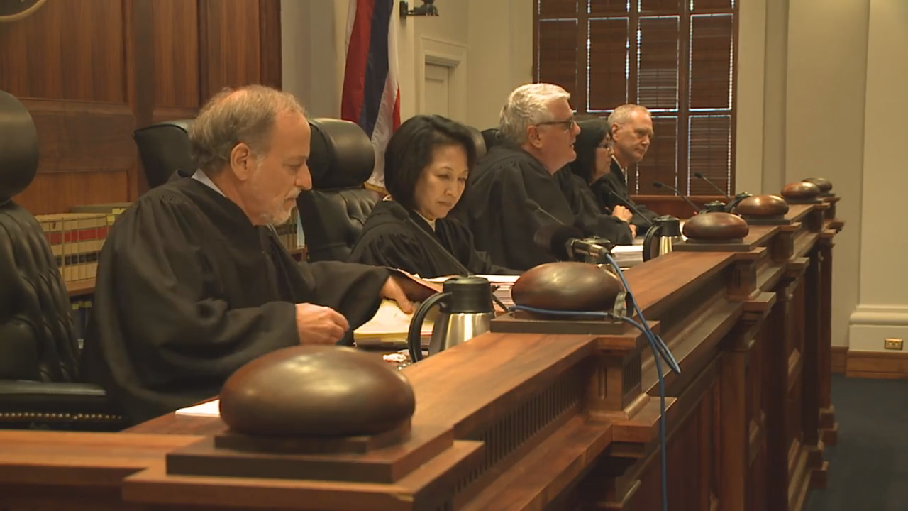 VIDEO: Supreme Court Takes On TMT Conservation District Impacts