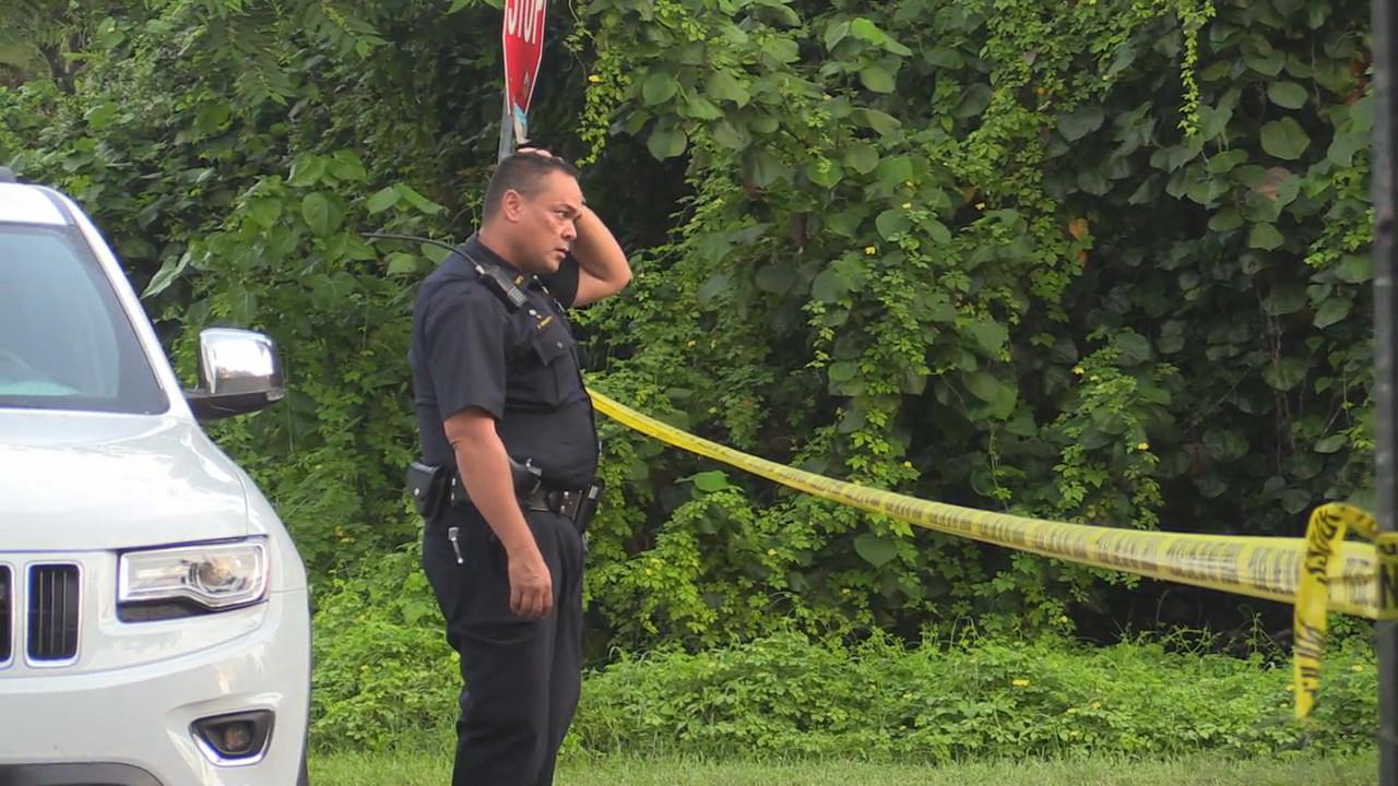 Police Investigate Murder In Kapoho