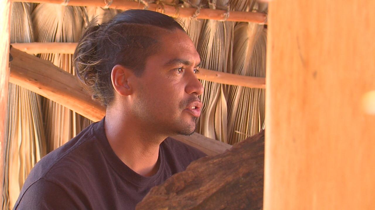 VIDEO: Lanakila Shares Mo'olelo With OHA Trustees