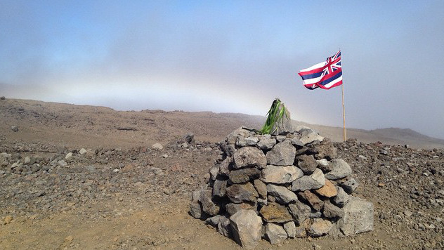VIDEO: Dismantled Ahu Stirs Emotion On Mauna Kea
