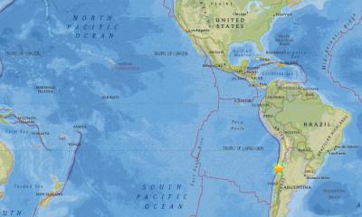 Advisory For Hawaii: Major Tsunami Not Expected