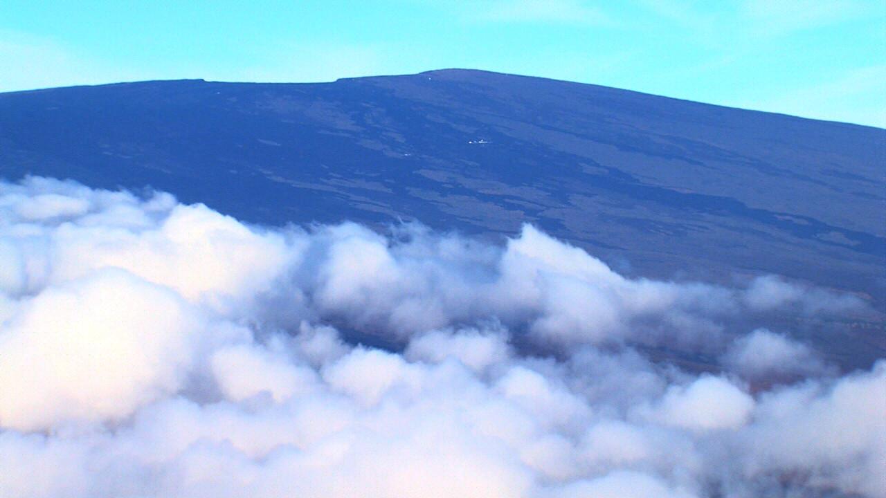 Alert Level for Mauna Loa Elevated To Advisory Status