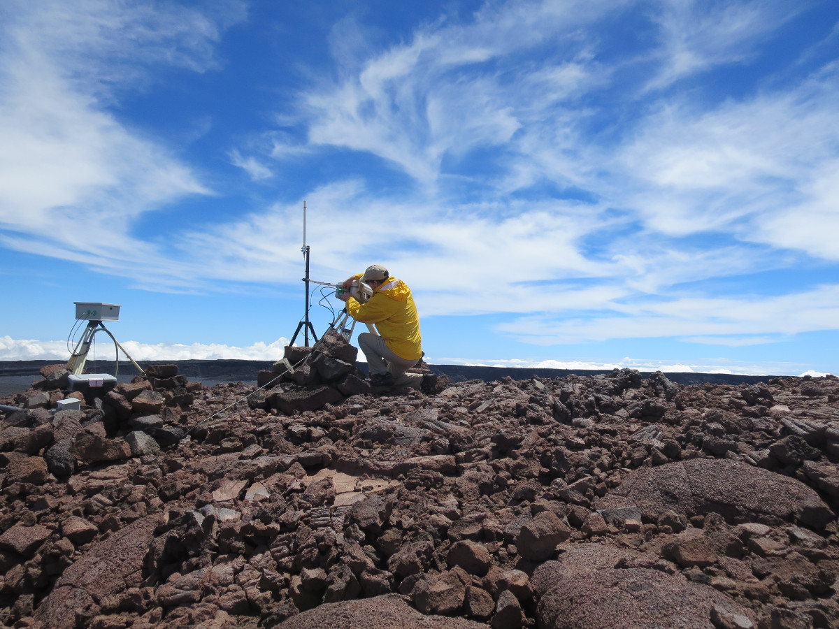 Weekly Activity Updates Begin For Mauna Loa
