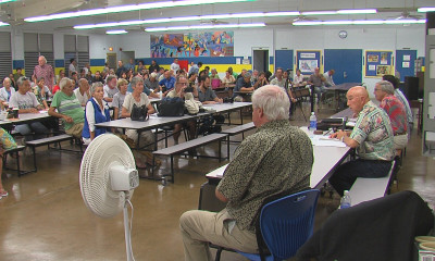 VIDEO SERIES: Hundreds Pack HEI-NextEra Hearing In Hilo