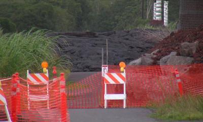 Pahoa Lava Removal Starts Monday, Oct. 5