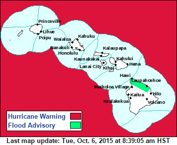 Heavy Rain, Landslides Reported In Hamakua