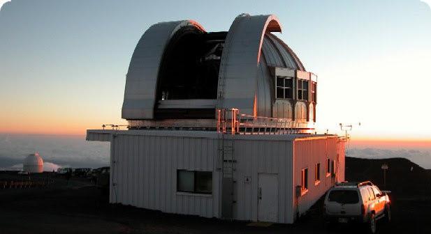 UKIRT Third Telescope To Be Taken Off Mauna Kea