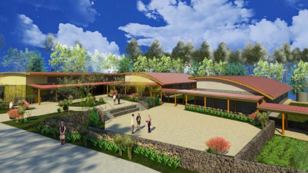 New $7.5 M STEM Building Planned For Kohala High