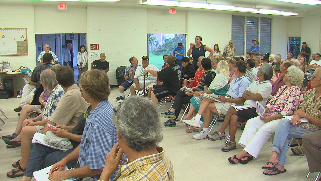 VIDEO: Health Department Role In Puna Criticized