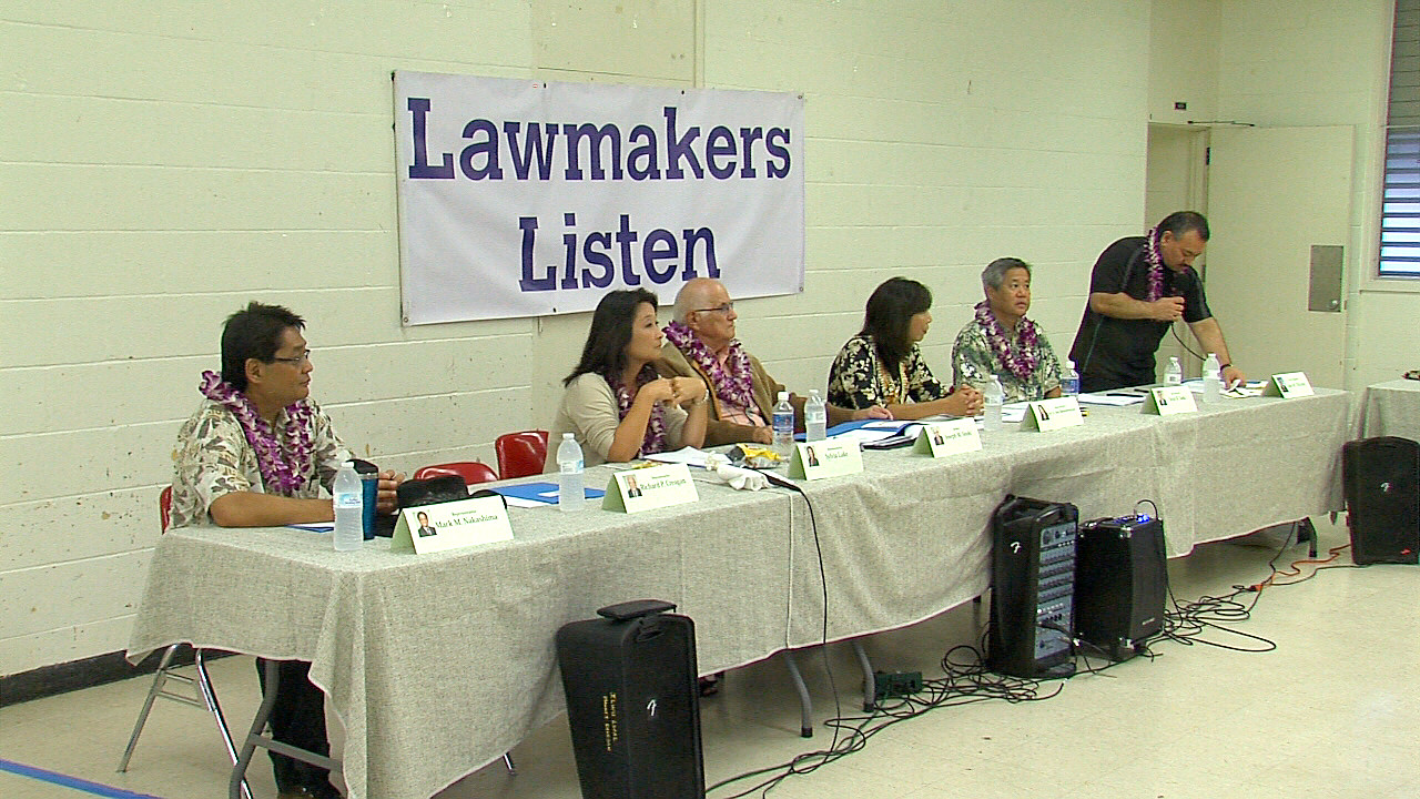 VIDEO: Lawmakers Struggle To Fund Hospitals