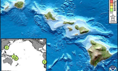 No Tsunami For Hawaii After 7.0 Quake In Solomon Islands